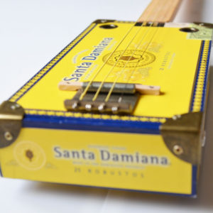 Fretless cigar box guitar kaufen