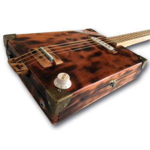 Cigar Box Guitar 4 string kaufen