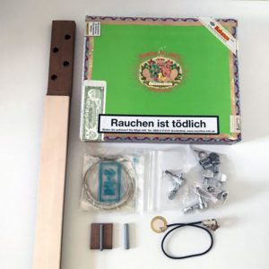 4string cigar box guitar kaufen