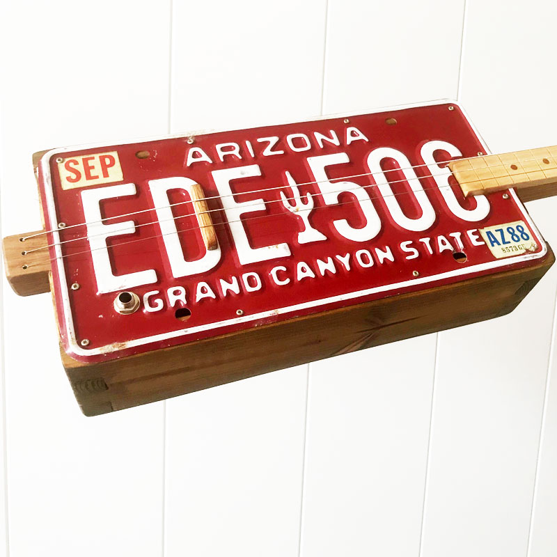 License Plate Guitar Arizona kaufen