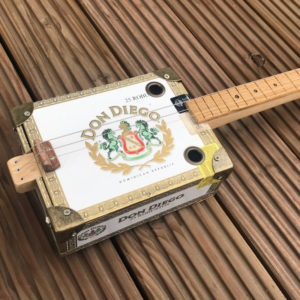 3 string cigar box guitar kaufen