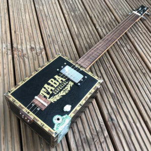 cigar box guitar 4string kaufen