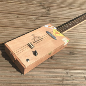 Cigar Box Guitar 3string kaufen